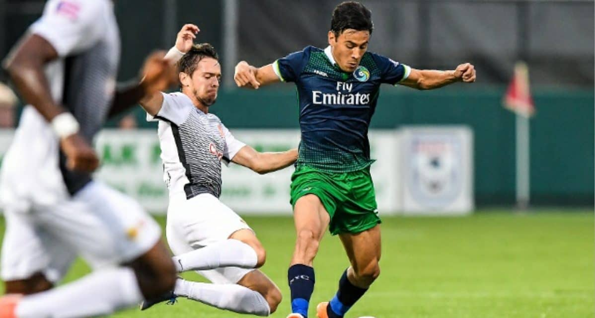 GONE TO TAMPA: Cosmos release Restrepo so he can play for Rowdies