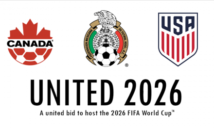 THEY'RE ALL IN: United Bid Committee is formed for U.S., Canada and Mexico to host 2026 World Cup