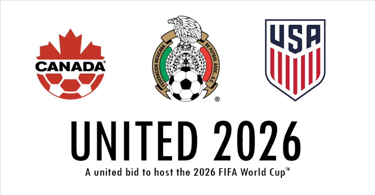 CONFERENCE CALL: United Bid Committee to give update of 2026 World Cup bid