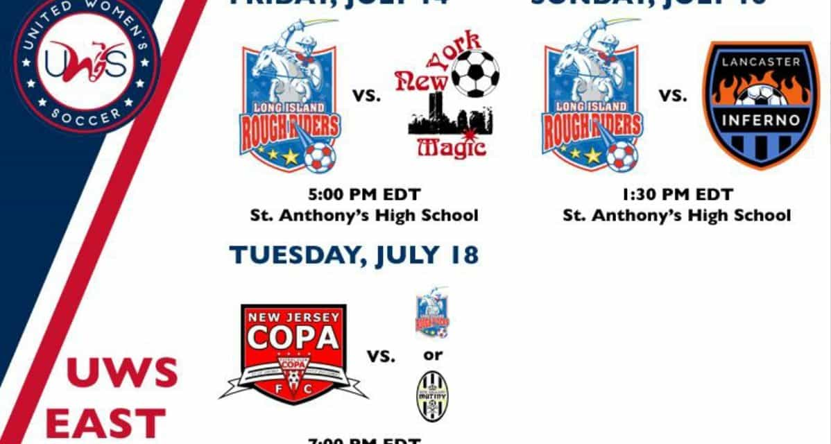 TWO MUST-WIN GAMES: Rough Riders need to record 2 victories to reach UWS playoffs