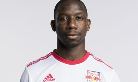 BWP TIMES TWO: Both of Red Bulls' strikers goals