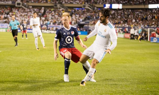 LOOKING BACK: Action and sights from the MLS all-star game