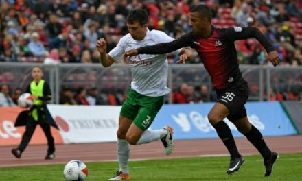 LEAVING THEIR POINTS IN SAN FRANCISCO: 2 first-half goals doom Cosmos at the Deltas