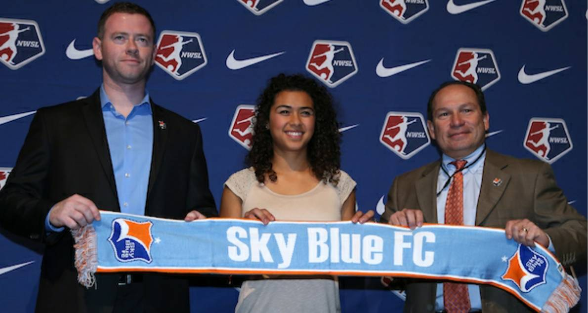 STEPPING DOWN: Christy Holly resigns as Sky Blue FC coach