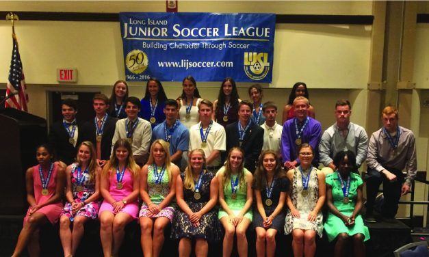 THE BEST AND THE BRIGHTEST: LIJSL awards college scholarships to 29 players