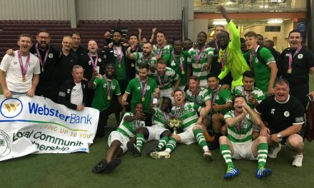 JOINING AN ELITE GROUP: CSL Report: Lansdowne Bhoys pull off a rare national amateur double