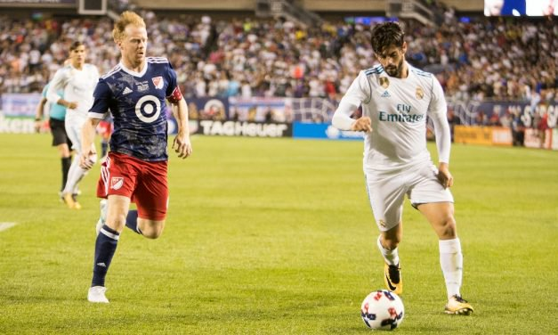 NOT IN THE STARS: MLS falls to Real Madrid in PKs in all-star game