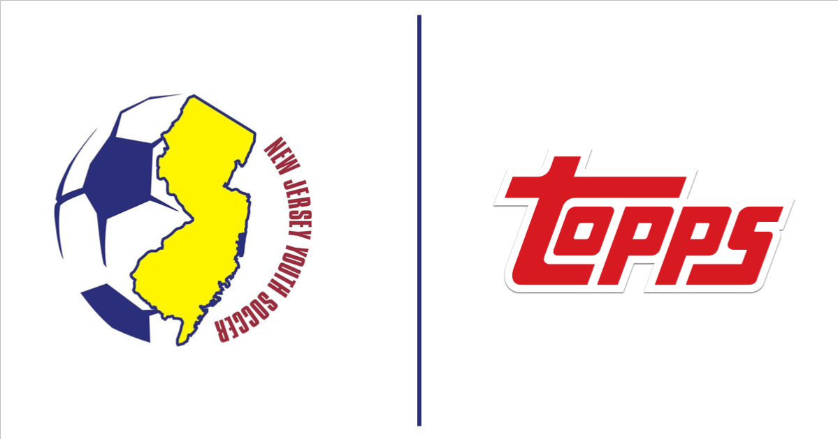 CELEBRATING STATE CUP CHAMPIONS: NJ Youth Soccer teams up with Topps again