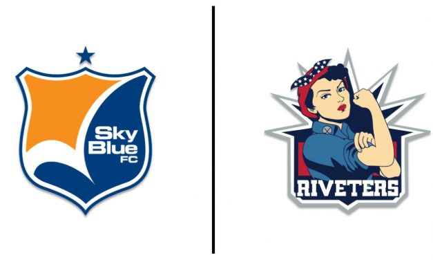 HONORARY CAPTAINS: NY Riveters players to be honored at Sky Blue FC game