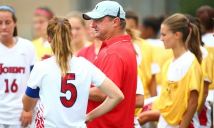 A SILVER LINING: St. John's to celebrate Stone's 25th year as women's coach