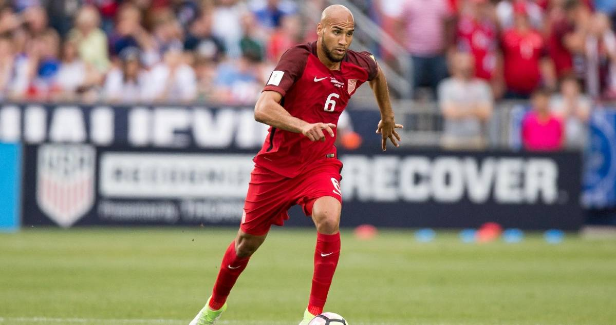 CRUSHING INJURY: John Brooks out for at least 3 months, will miss WCQs