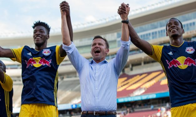 ARE THE RED BULLS SEMI-TOUGH? They'll find out vs. USL side FC Cincinnati for a chance to reach Open Cup final