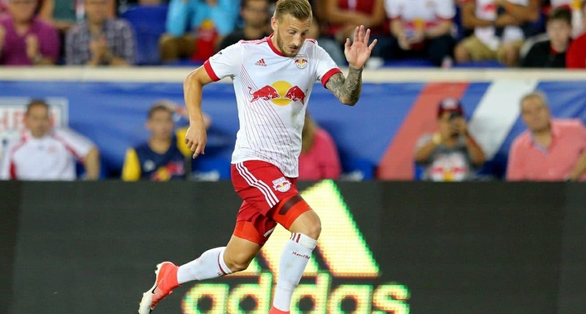 ROYER'S ON A ROLL: Red Bulls midfielder a tough man to stop in July