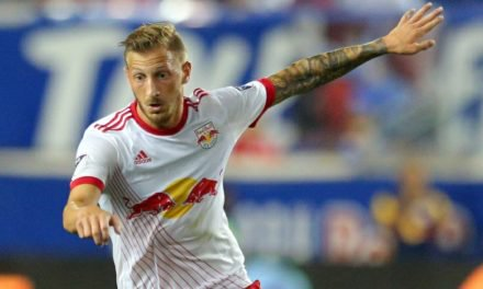 NO SURPRISE HERE: Red Bulls' Royer MLS player of the month