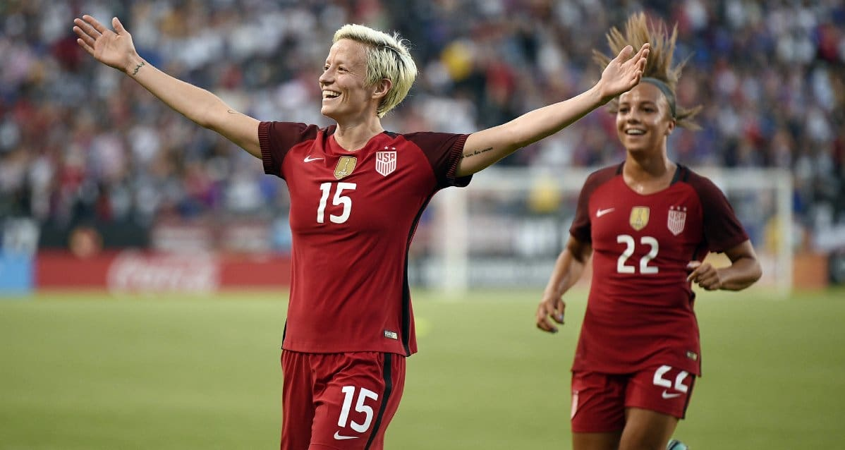 SECOND ONLY TO ONE: U.S. women runner-up to Australia in Tournament of Nations
