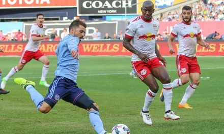 KING DAVID: NYCFC just follows its leader — again