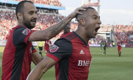 MLS PLAYER OF THE WEEK: The honor goes to Toronto FC defender Justin Morrow