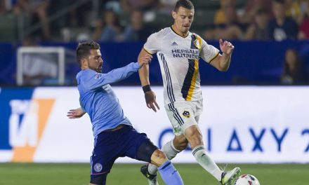 THE SAVIOR: Johnson comes up big as NYCFC blanks Galaxy, 2-0