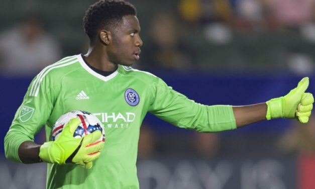 PLAYER OF THE WEEK: NYCFC goalkeeper Sean Johnson earns the honor
