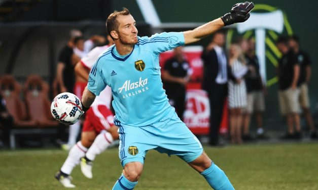 FELLED BY THE TIMBERS: Red Bulls fall in Portland, 2-0