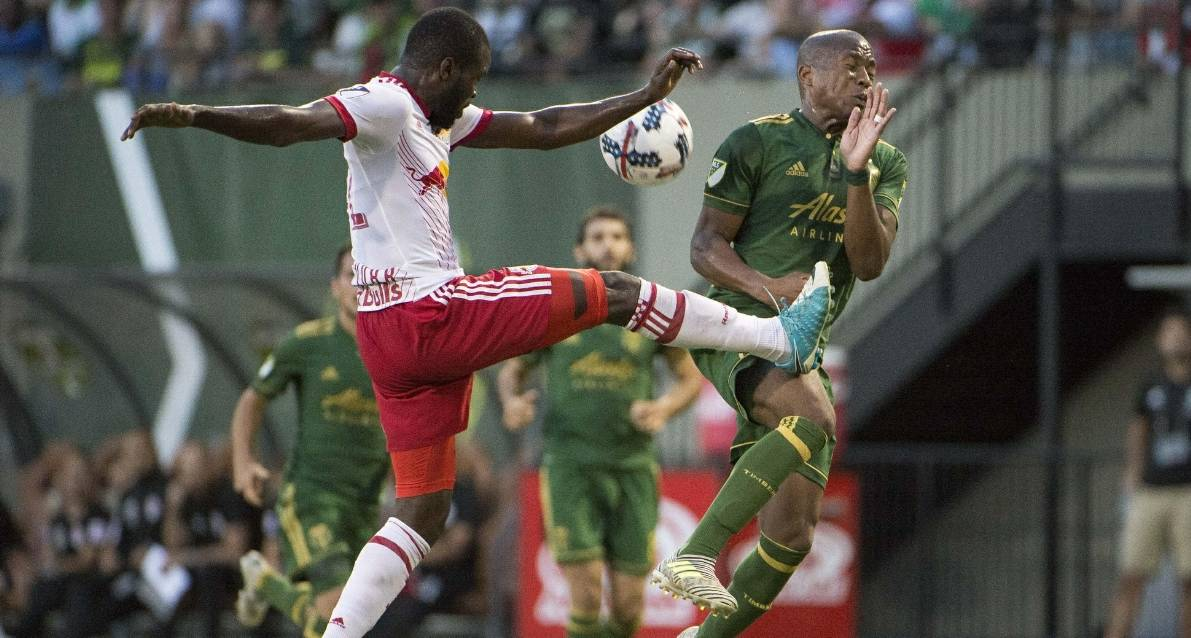 THINNING BACKLINE: Lawrence to play for Jamaica as Red Bulls defense takes another hit