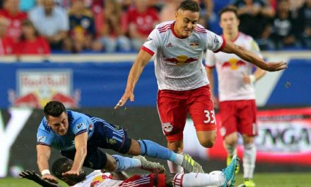 PLAYER OF THE WEEK: Red Bulls' Aaron Long gets the honor
