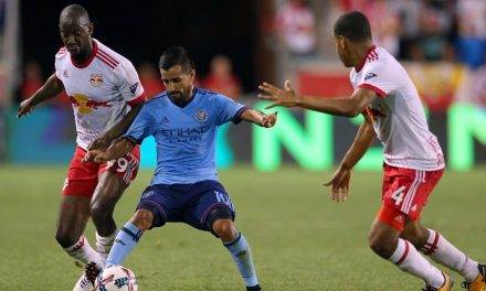 SEE IT AGAIN: Video of Red Bulls' 1-1 draw with NYCFC