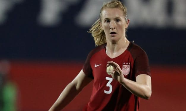 NWSL PLAYER OF THE WEEK: North Carolina's Mewis is honored
