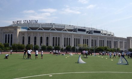 VYING FOR BELMONT: Report: NYCFC prepares to submit a stadium proposal at Race Track