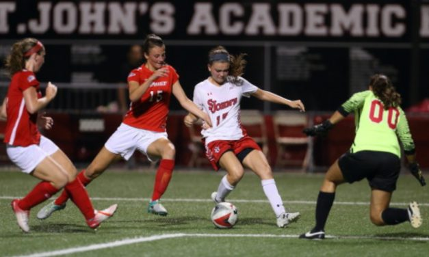 SEASON OPENER: St. John's women kick off at Tennessee