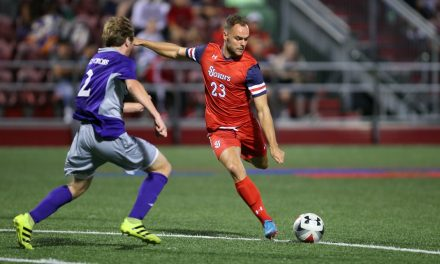 LIGHTNING ROUND: St. John's, Creighton men to play to 2-2 tie as inclement weather shortens game