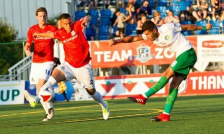 TYING ONE ON: Ledesma's goal lifts Cosmos into 1-1 draw