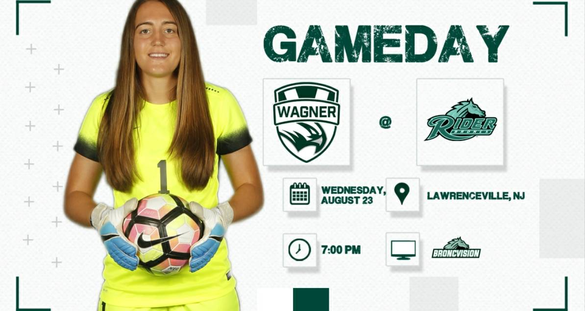 WANTING TO STAY UNBEATEN: Wagner women play at Rider
