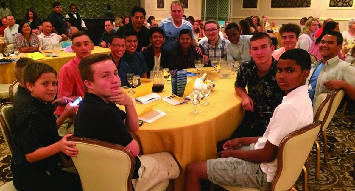 CELEBRATING THE BEST: EHYSL honors division champions, scholarship winners