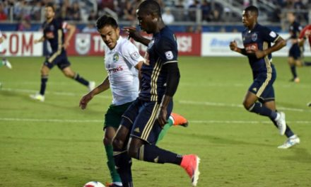 DETHRONED: Deltas stop Cosmos, capture NASL title with 2-0 win