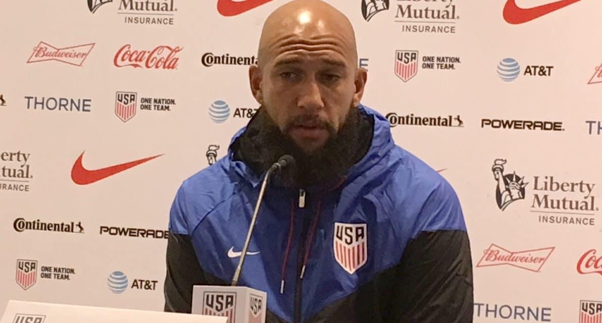 MEET THE PRESS: Arena, Bradley, Howard Pulisic talk WCQ, soccer