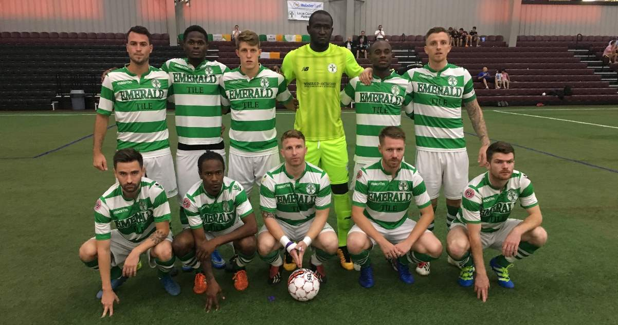 THEY'RE VERY BIG BHOYS: Lansdowne Bhoys capture Werner Fricker Cup, their 2nd national championship in two weeks