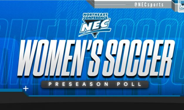 COACHES' CHOICE: NEC women's coaches pick Saint Francis to win; FDU 3rd, Wagner 7th, LIU Brooklyn 8th
