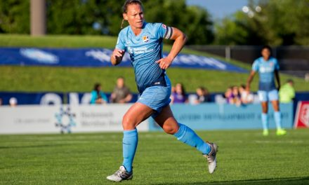 GONE FOR THE SEASON; GONE FOR GOOD?: Injuries force Sky Blue FC's Pearce to the sidelines