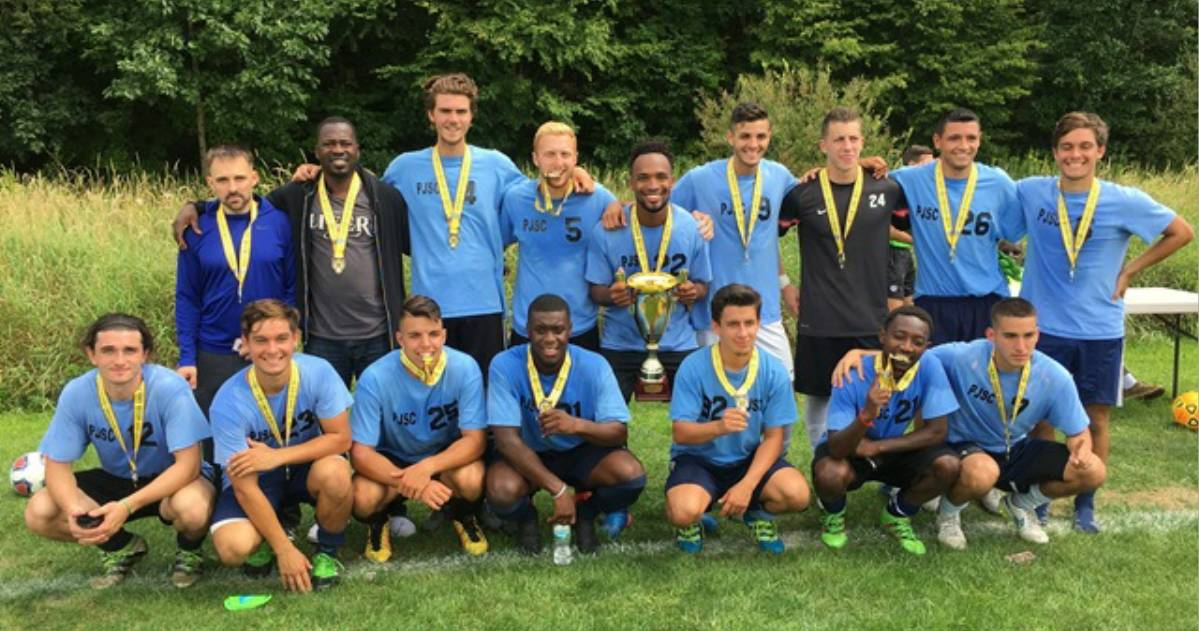 STATE CHAMPIONS: Port Jefferson SC captures ENYSSA U-23 crown