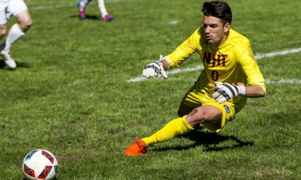 KEEPING IT CLEAN: NJIT men sink Navy, 1-0