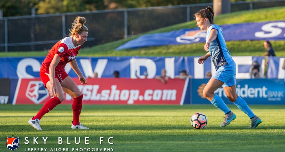 SECOND-HALF MELTDOWN: Sky Blue FC allows 4 goals in home loss