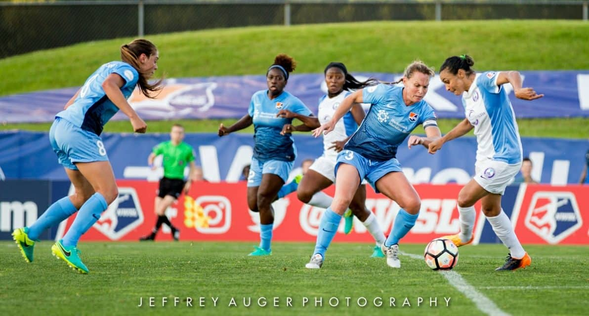 TRYING TO GET BACK INTO WIN COLUMN: Sky Blue FC wants to break 3-game winless streak