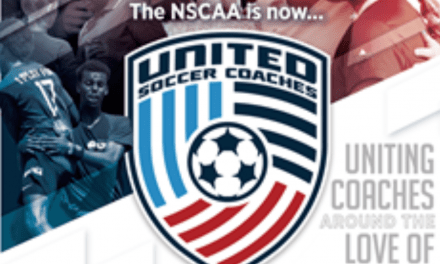 THE SCHEDULE IS OUT: For United Soccer Coaches convention in January