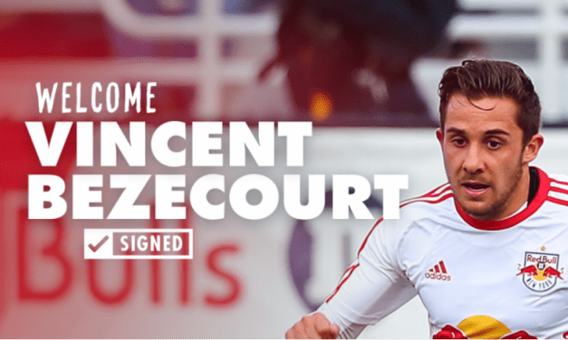 PROMOTED: Red Bulls II's Bezecourt signs with the Red Bulls