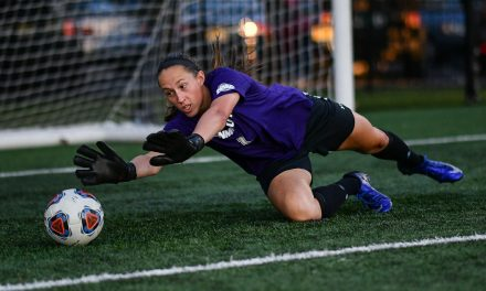 SHE'S A KEEPER: Monmouth's Knaub MAAC defensive player of week