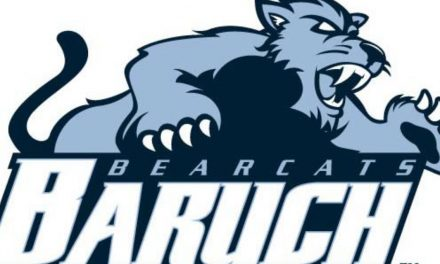 CAN'T HOLD THE LEAD: Baruch men draw Kean