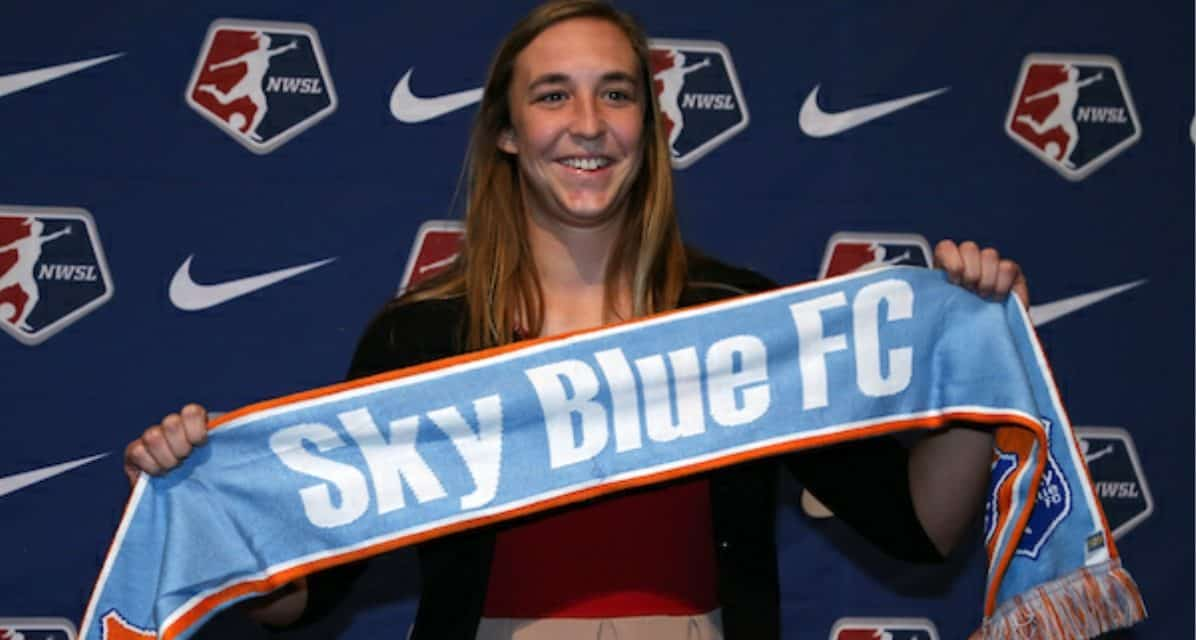 PLAYER OF THE WEEK: Casey saves the day for Sky Blue FC