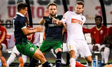 THEY CAN'T BUY A WIN: Cosmos go from being stuck in neutral to reverse