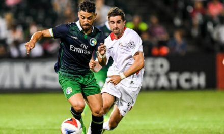 MORE LOST POINTS: Cosmos squander late lead, play to another home draw